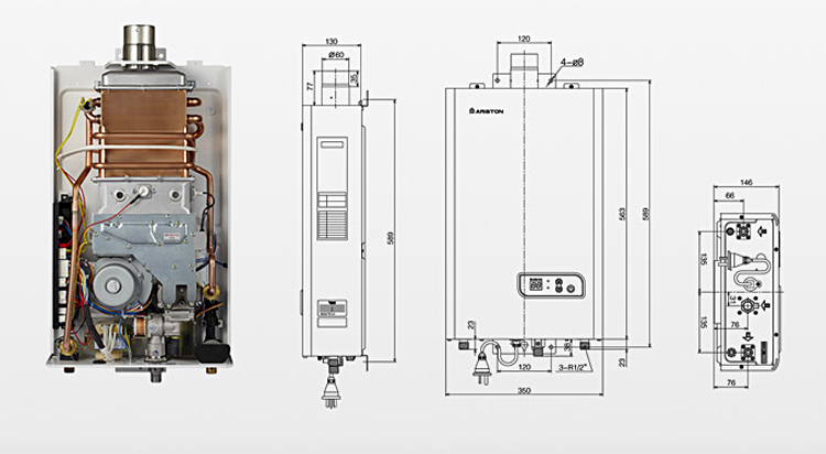 阿里斯顿燃气热水器jsq20-si7
